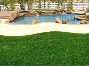 OmegaTurf commercial pool